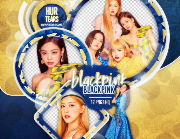 PNG PACK: BLACKPINK #03 by hurtears on DeviantArt.