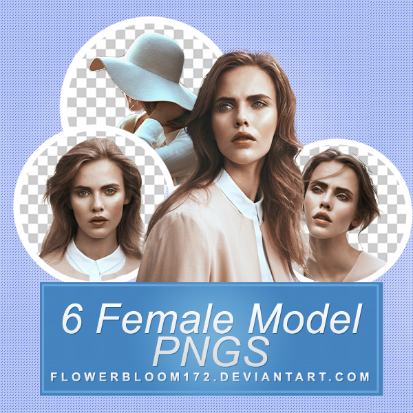 Female Model PNG Pack #2 by FlowerBloom172 on DeviantArt.