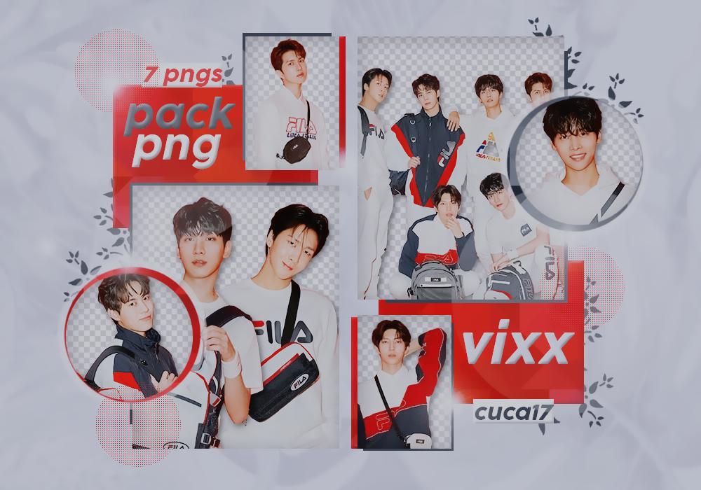 Pack png] VIXX by cuca17 on DeviantArt.