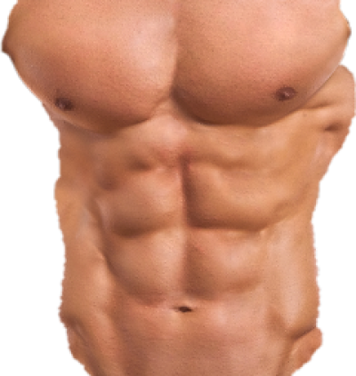 Six pack abs png for picsart AbeonCliparts.