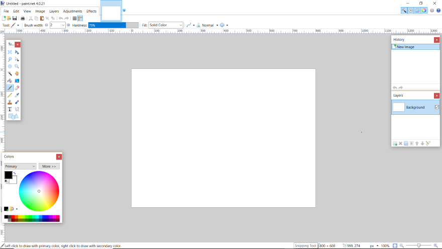 Paint.NET: A Free and Simple Photoshop Alternative for.