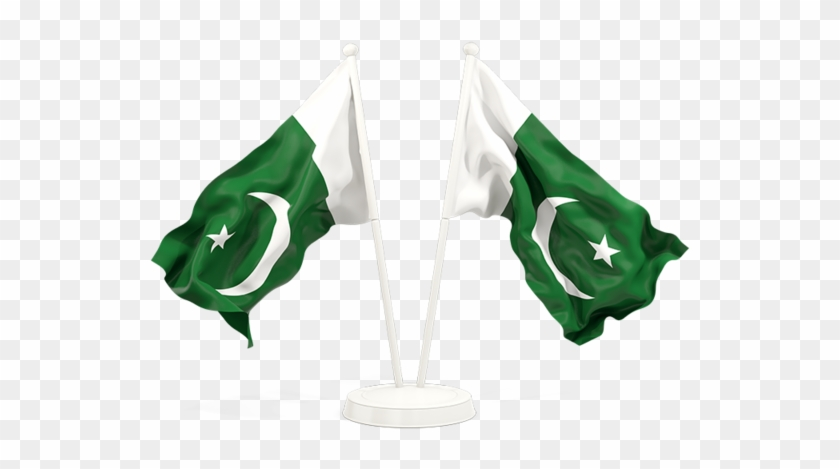 Pakistan Flag Waving Png, Transparent Png.