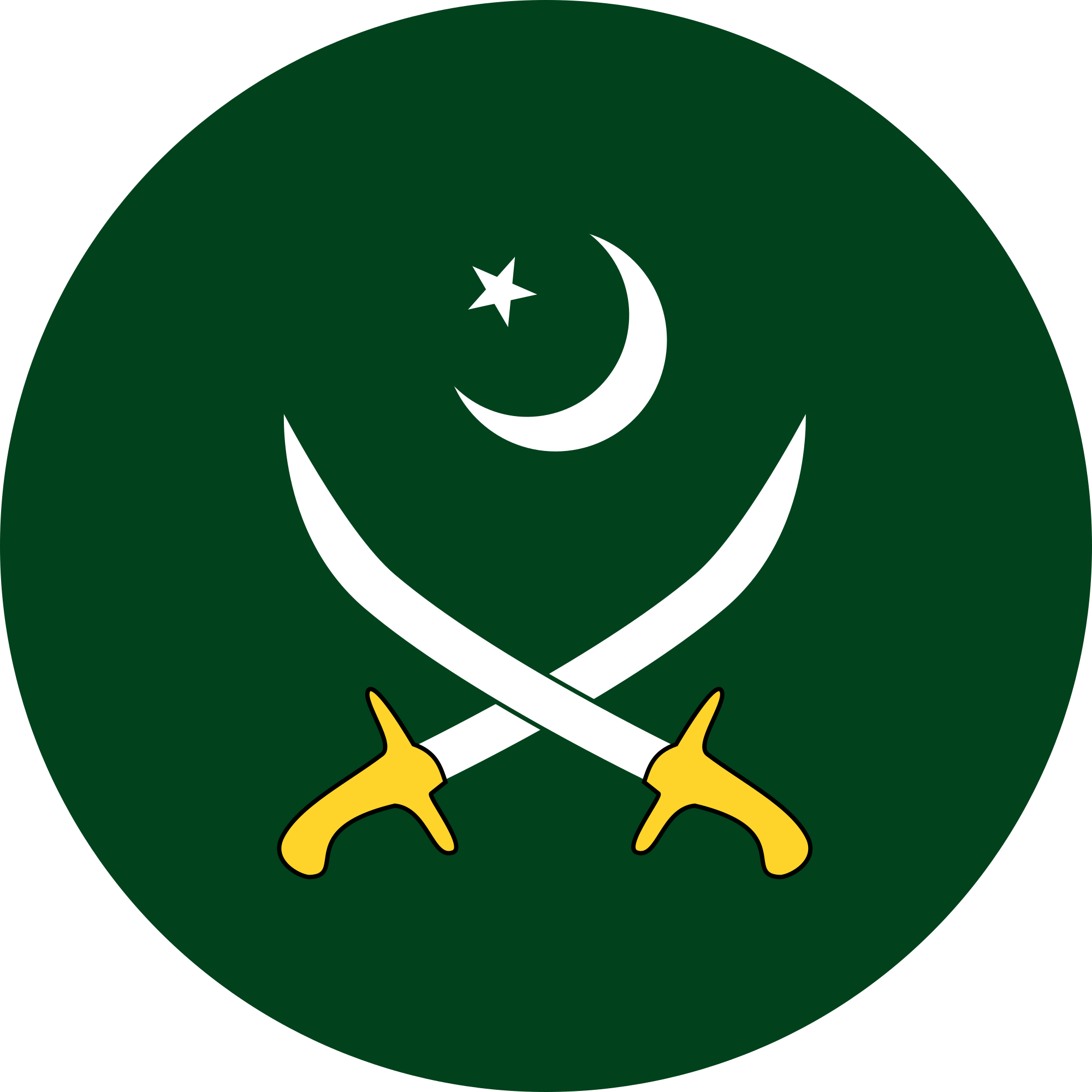 File:Pakistan Army Emblem.png.