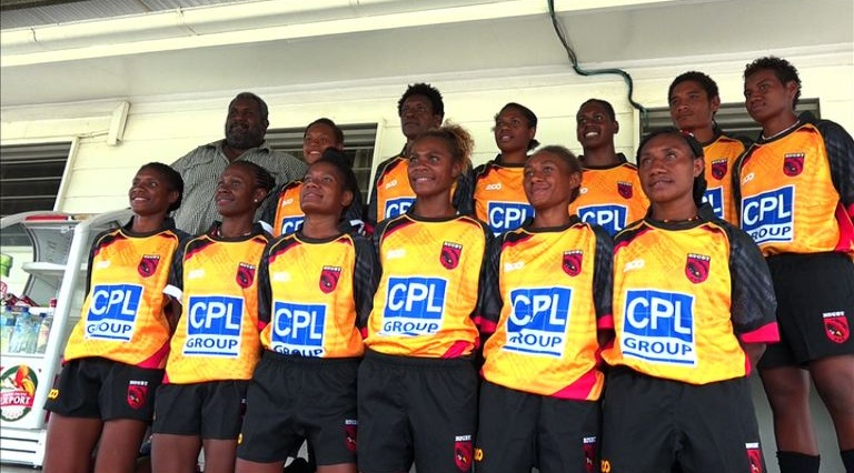 PNG Palais are Sydney Bound for HSBC World Rugby Sevens.