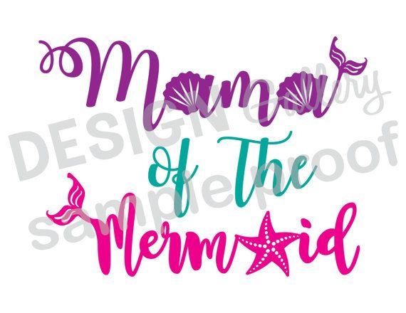 Mama of the Mermaid.