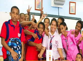 Incredible achievement by Turkish school in Papua New Guinea.