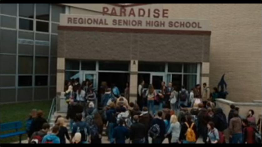 Paradise High School.