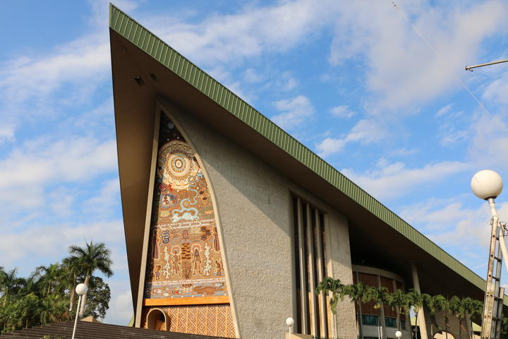 PNG parliament adjourned, O\'Neill claims govt intact.