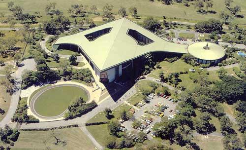 Parliament House, Port Moresby.