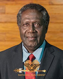 Hon. William Nakin, MP.