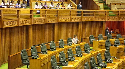 PNG: Women Pressure Parliament to Pass Equality Bill.