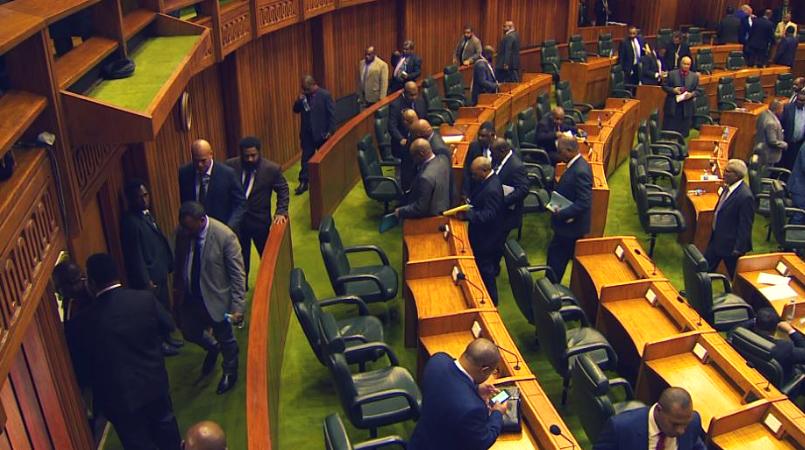 Call to resume Parliament.