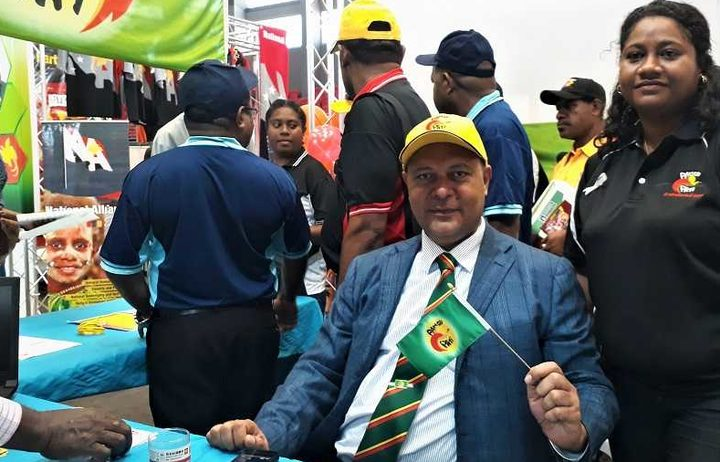 Pangu members committed to PNG govt, says MP.