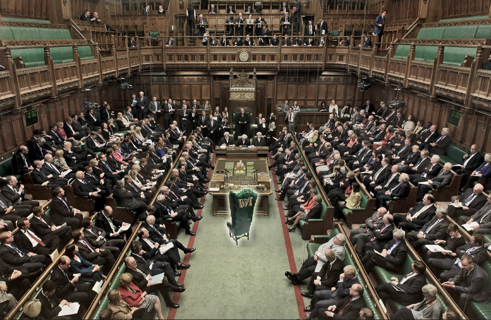 Securing a \'seat at the table\' for BVI in UK parliament.