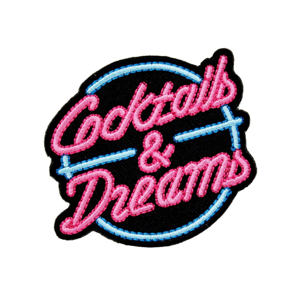 Cocktails & Dreams Patch.