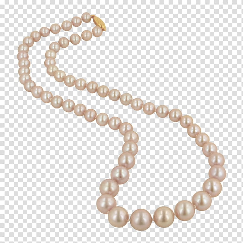 Pearl necklace Jewellery Bead stringing , Pearl string.