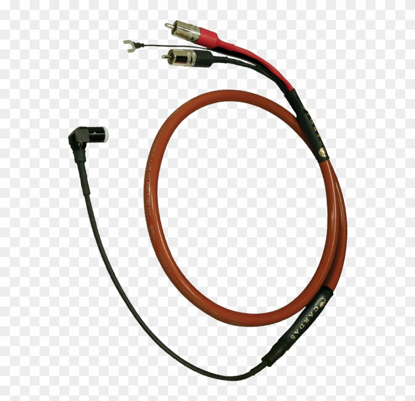 Cardas Microtwin Phono Cable, HD Png Download (#627632.