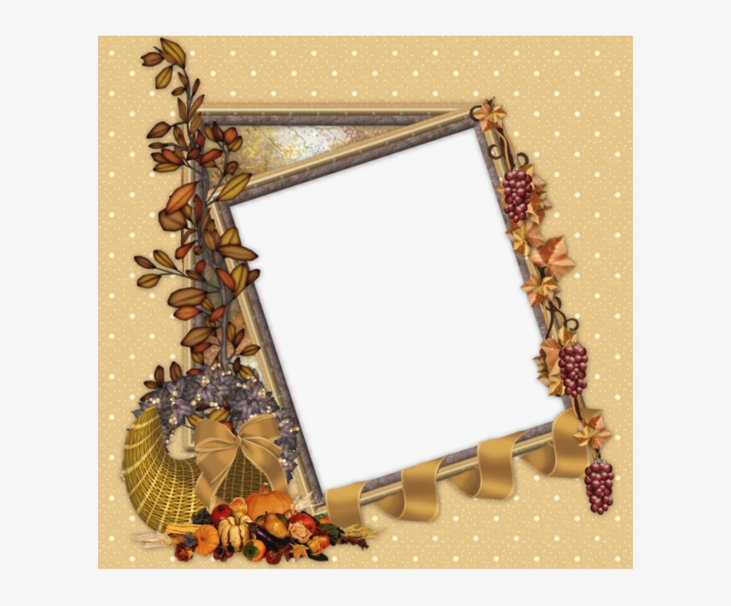 Fall Transparen Png Photo Frame Gallery Yopriceville.