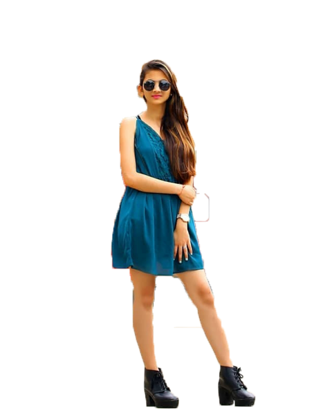 Indian Girl PNG HD Beautiful Editing PicsArt Standing in.