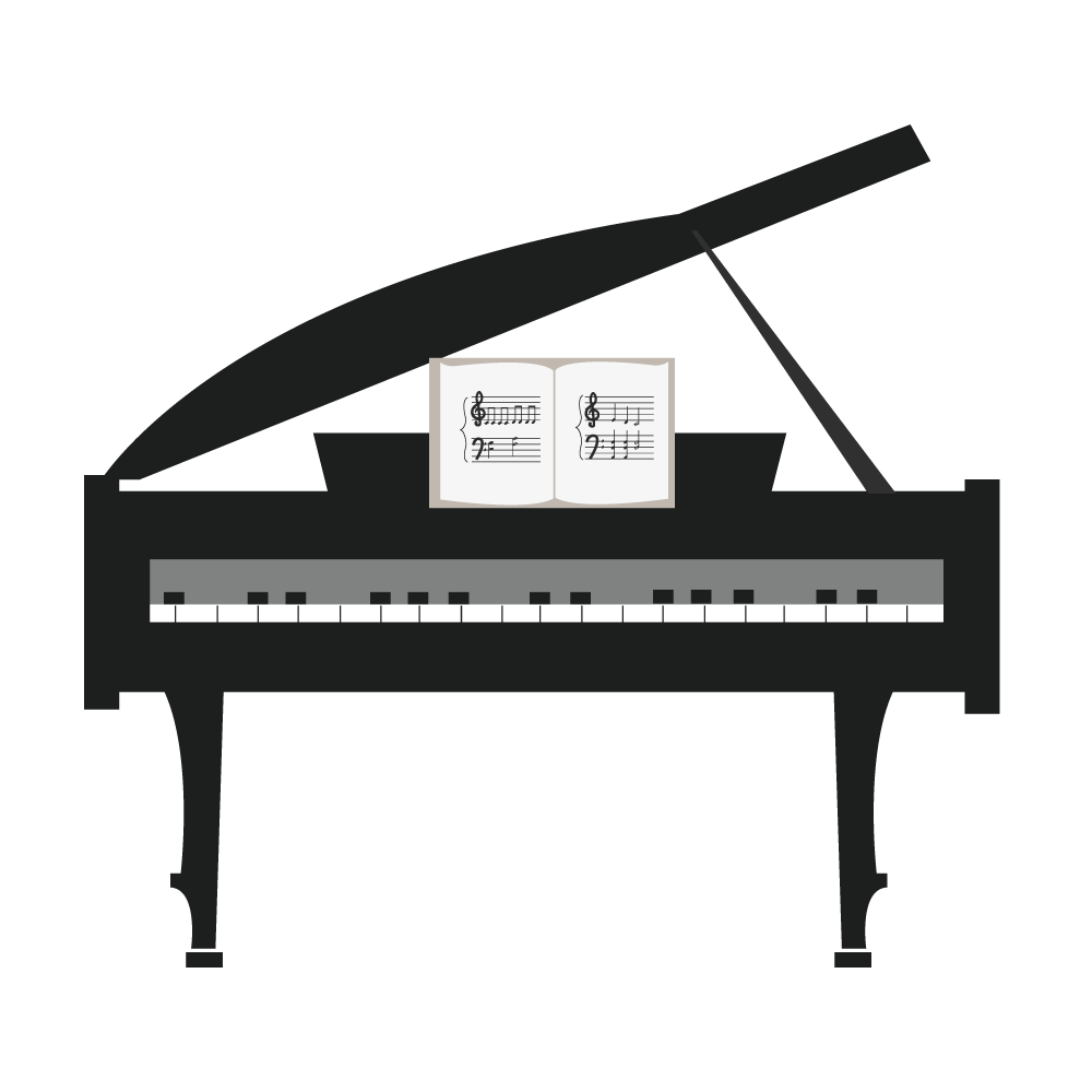 Private Piano Lessons.