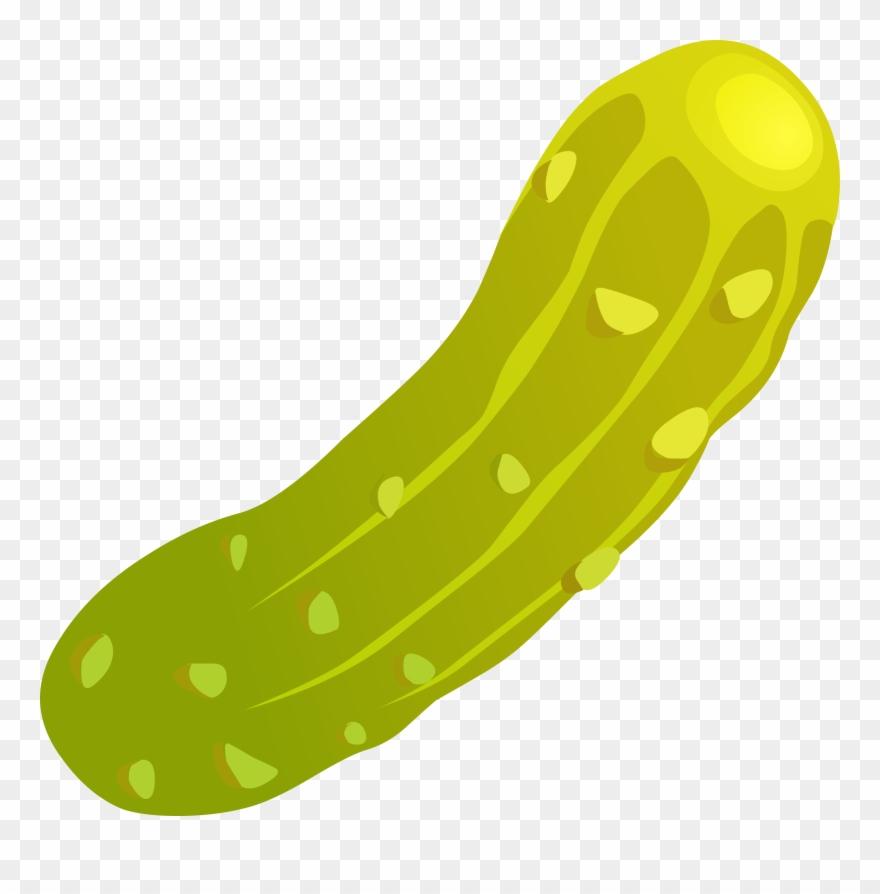 Cucumber Clip Art.
