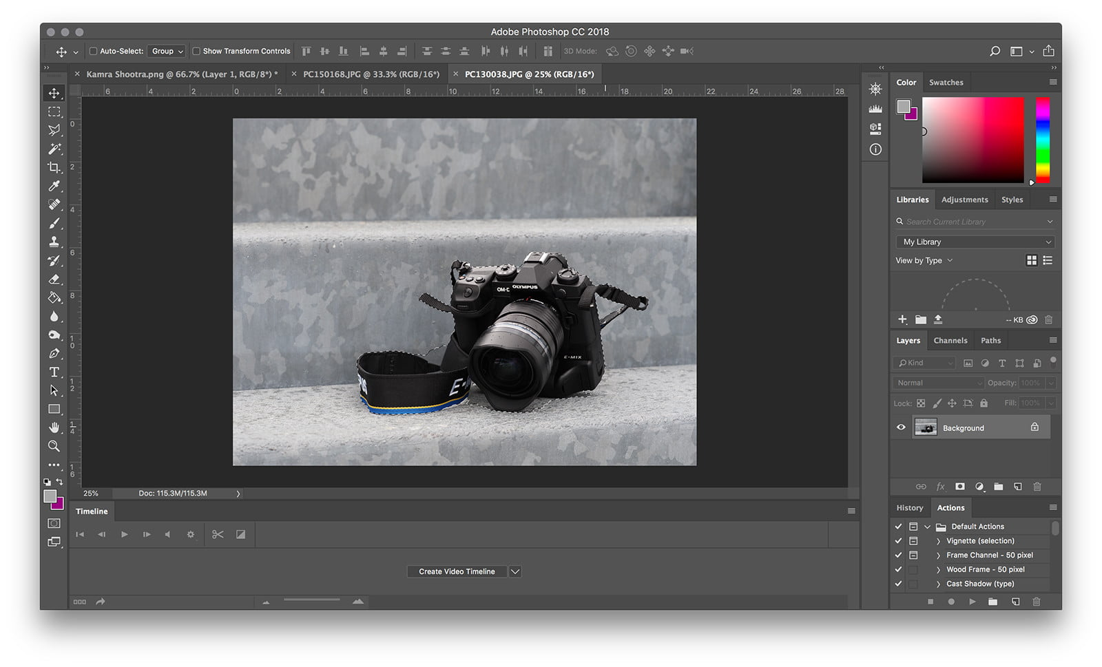 How to Make a Background Transparent in Photoshop.