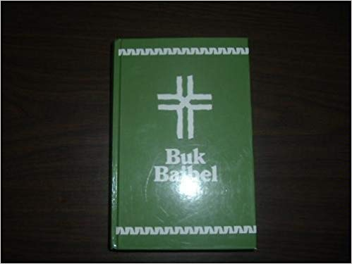 Buk Baibel, The Bible in Tok Pisin, Papua New Guinea: Bible.