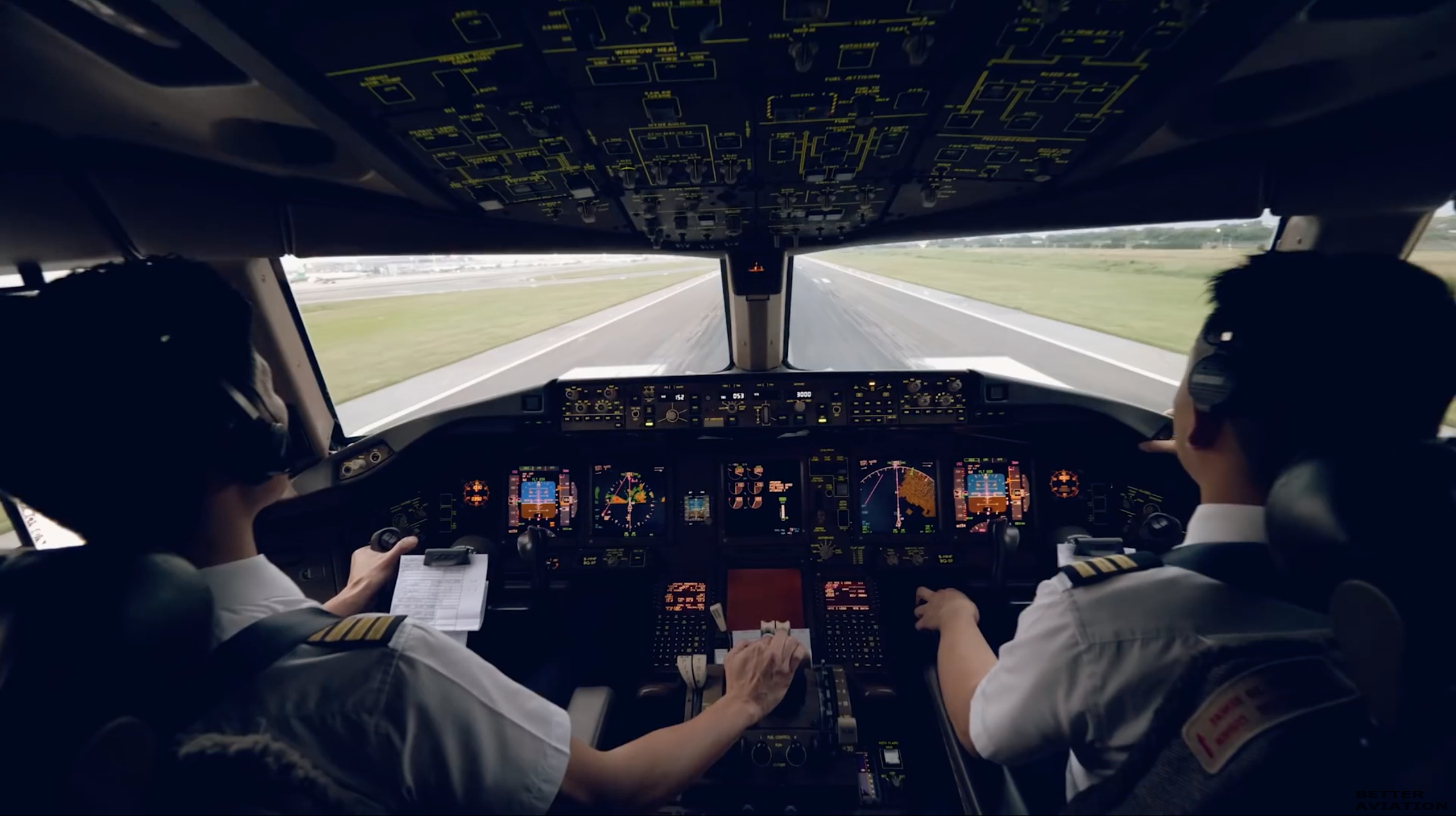Experience the Life of a Pilot.
