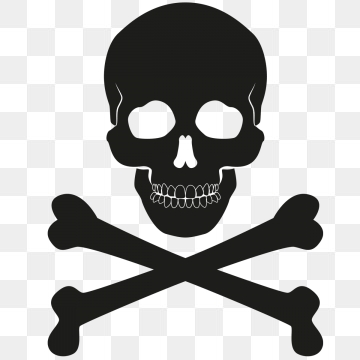 Pirate Skull PNG Images.