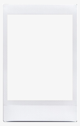 Polaroid Template PNG, Transparent Polaroid Template PNG.
