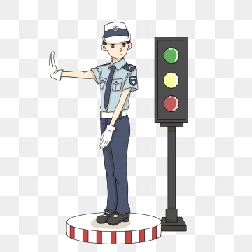 Traffic Police Png, Vector, PSD, and Clipart With.
