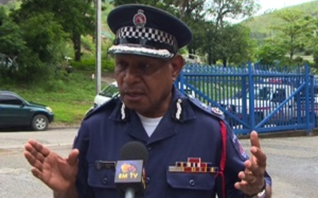 PNG police ready to send more officers to Mendi.