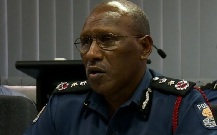 Papua New Guinea police chief sacked.