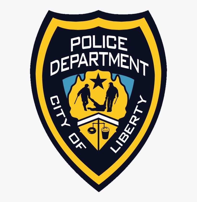 Los Santos Police Logo.