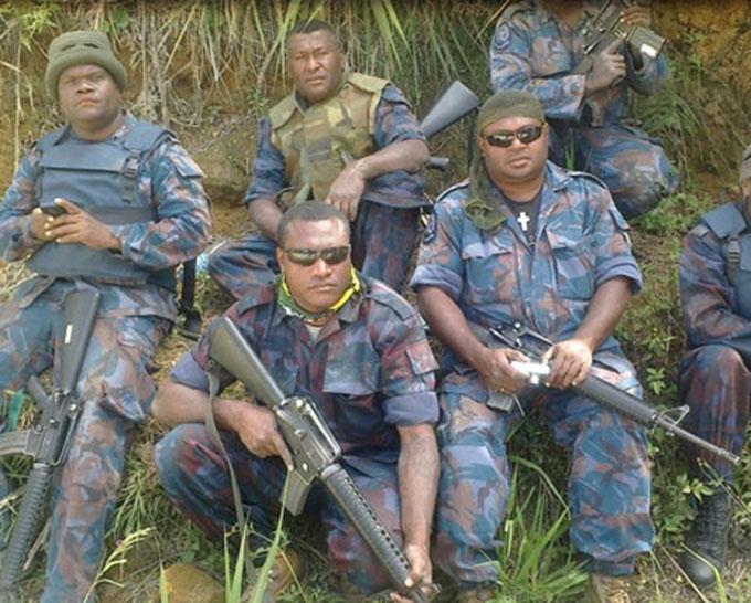 11 prisoners shot dead in mass PNG jail breakout.