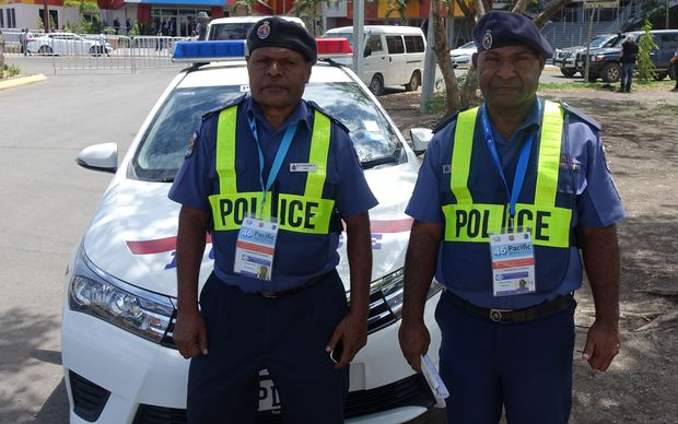 PNG police change recruitment to address ill.