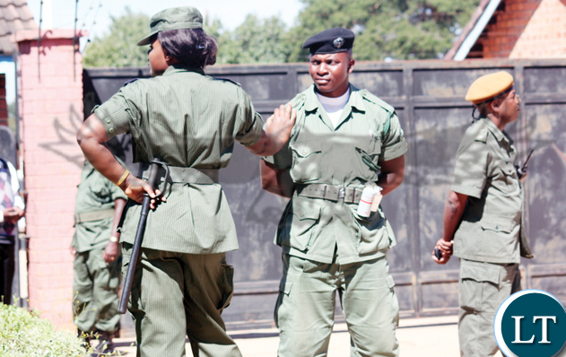 Zambia Police Recruitment 2019/2020 and Entry Application.