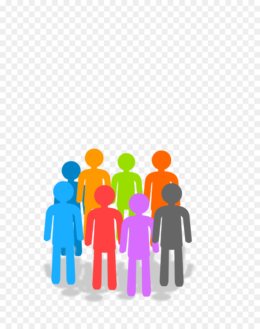 Download Free png Population growth Clip art Group Casual.