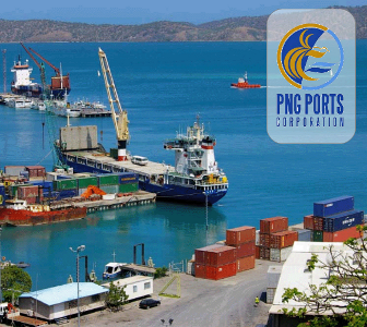 PNG Ports Corporation.