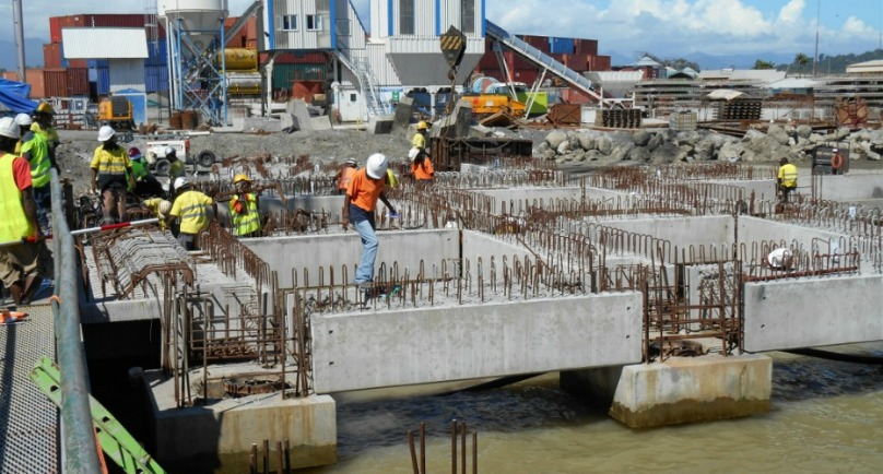 PNG Ports to spend K200 million in port upgrades.