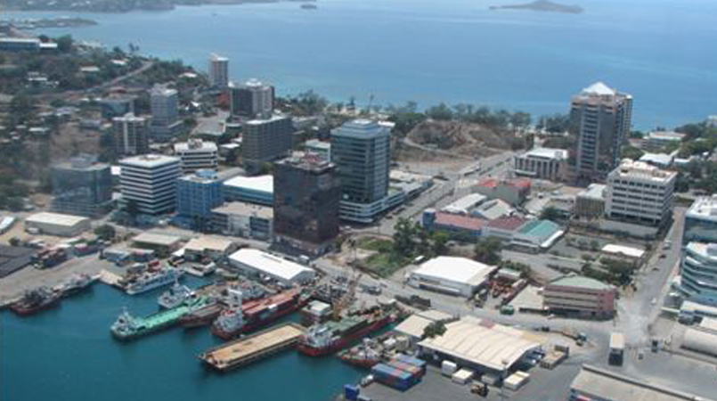 PNG Ports to relocate office.