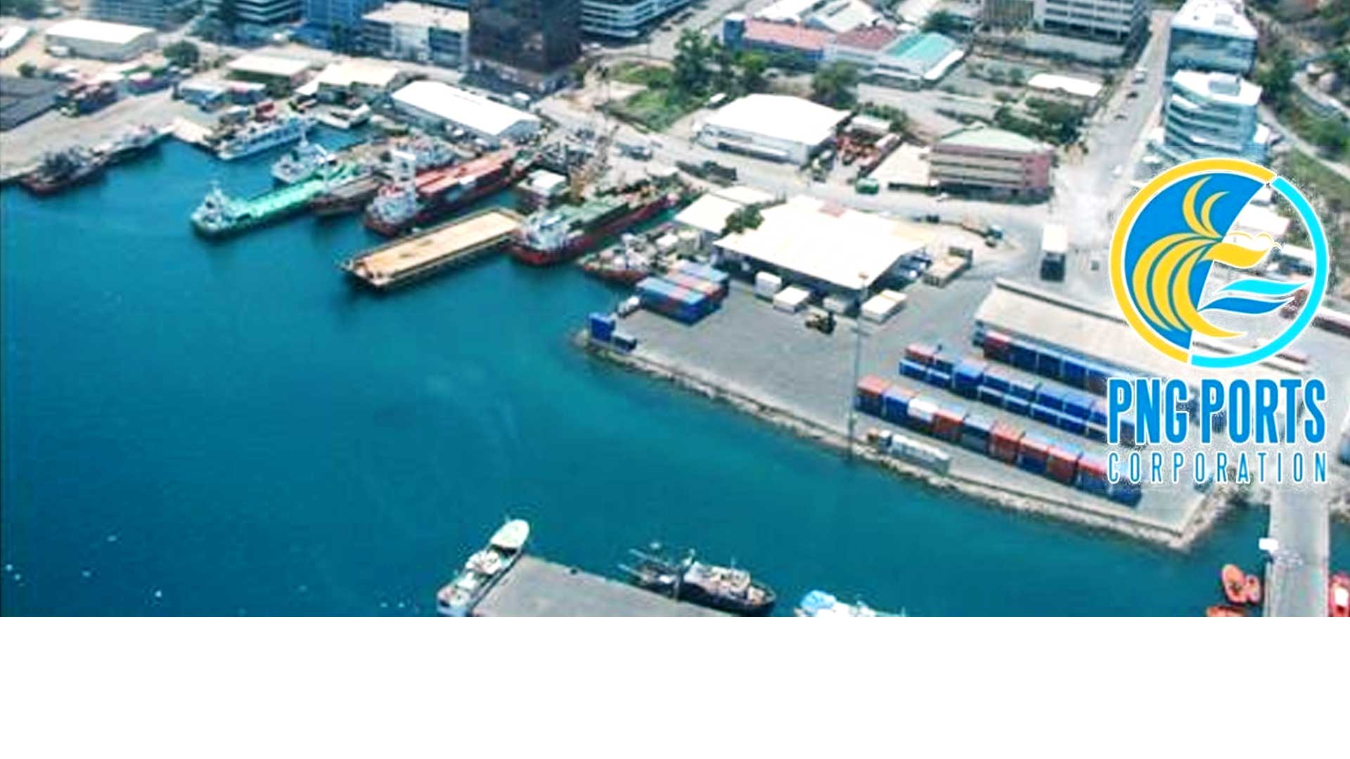 PNG Ports & Gov\'t execute terminal operating agreements.