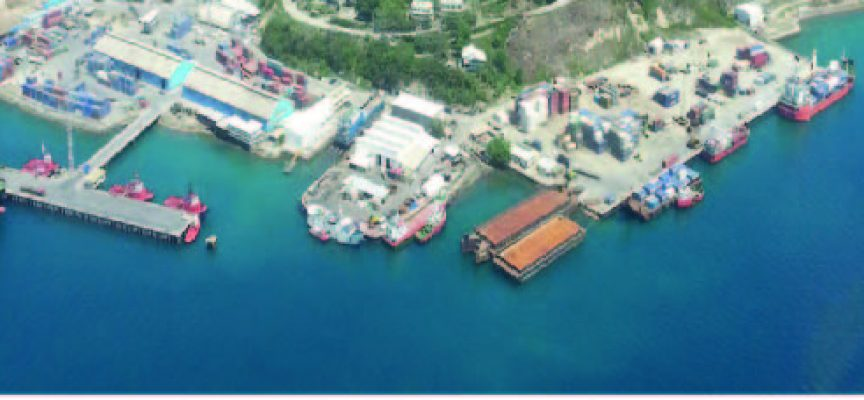PNG Ports signs PNG LNG deal.