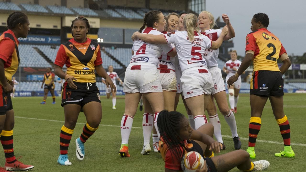 NRL 2019: PNG Orchids, women\'s rugby league, Power Meri.
