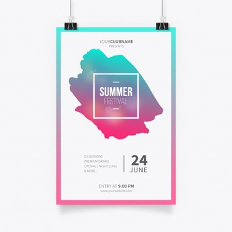 Poster Vectors, Photos and PSD files.