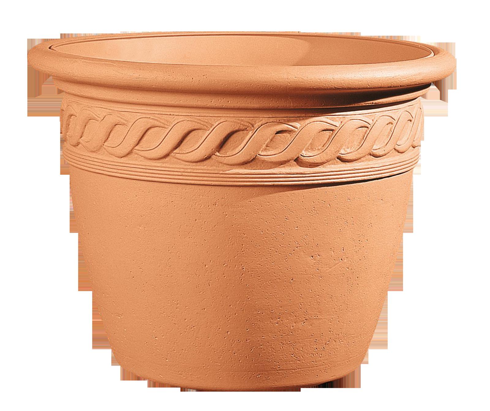 Flower Pot PNG Image.
