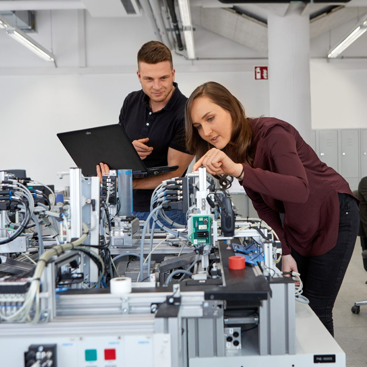 Apprenticeships and Dual Study Programs at Siemens.