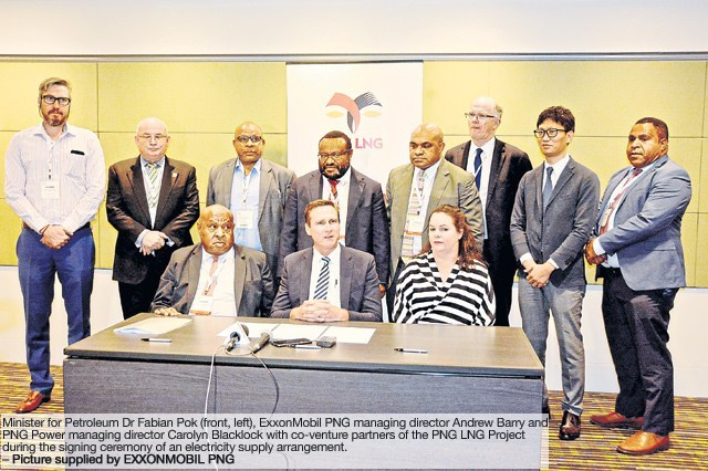 Deal signed for Hides to supply power to Hela.