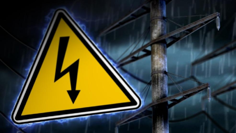 Power outage in Mckenzie Bridge and Vida area.
