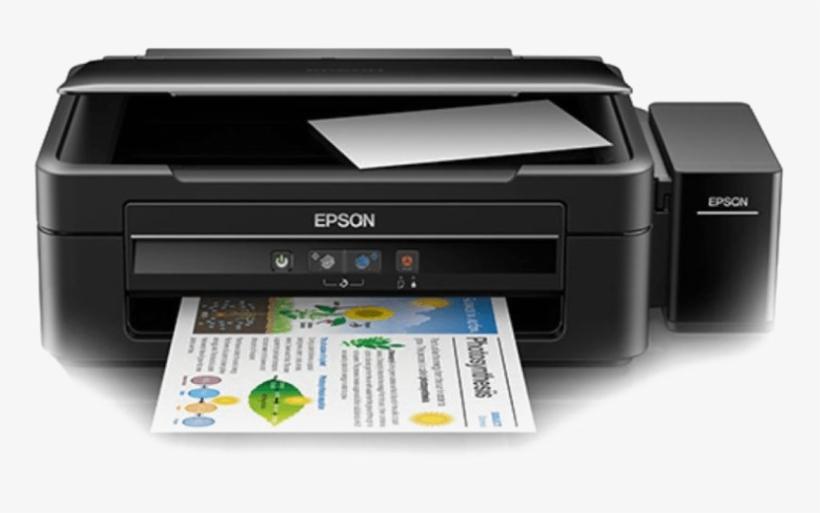 Colored Printer Png Transparent Image.